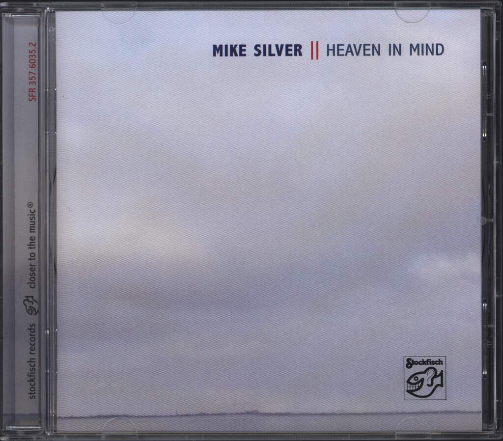 Mike Silver: Heaven In Mind, CD
