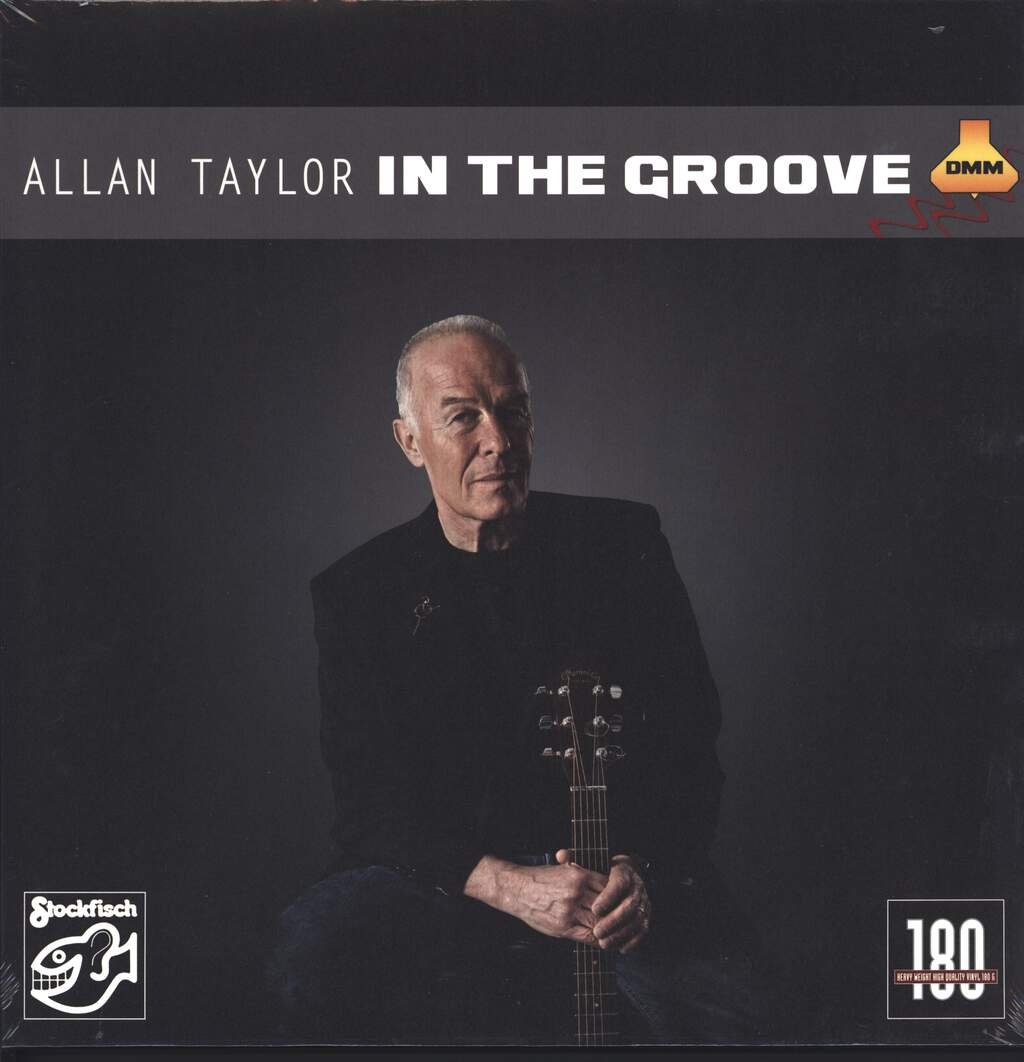 Allan Taylor: In The Groove, LP (Vinyl)