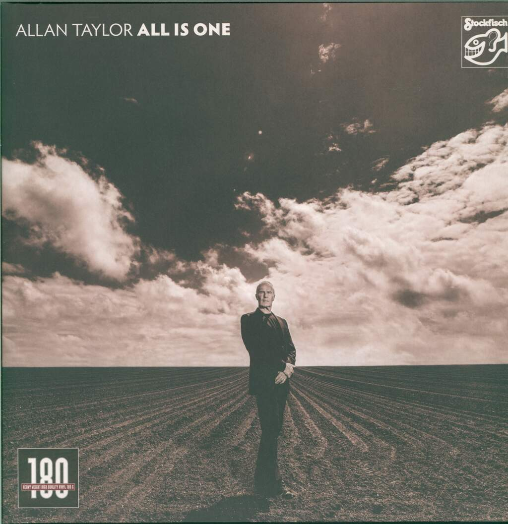 Allan Taylor: All is One, LP (Vinyl)