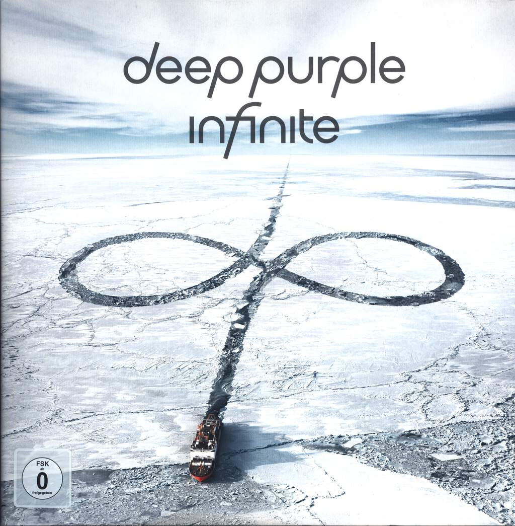"Deep Purple: Infinite, 12"" Maxi Single (Vinyl)"