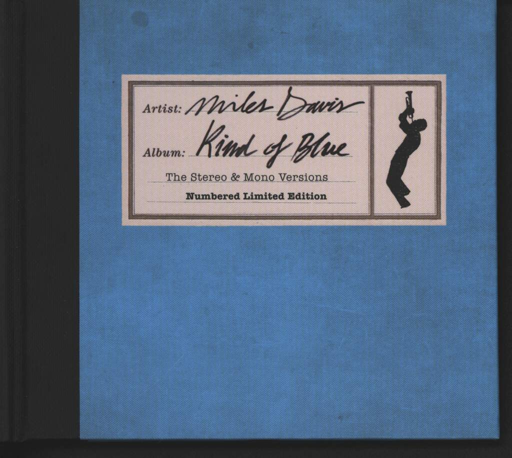 Miles Davis: Kind Of Blue, CD