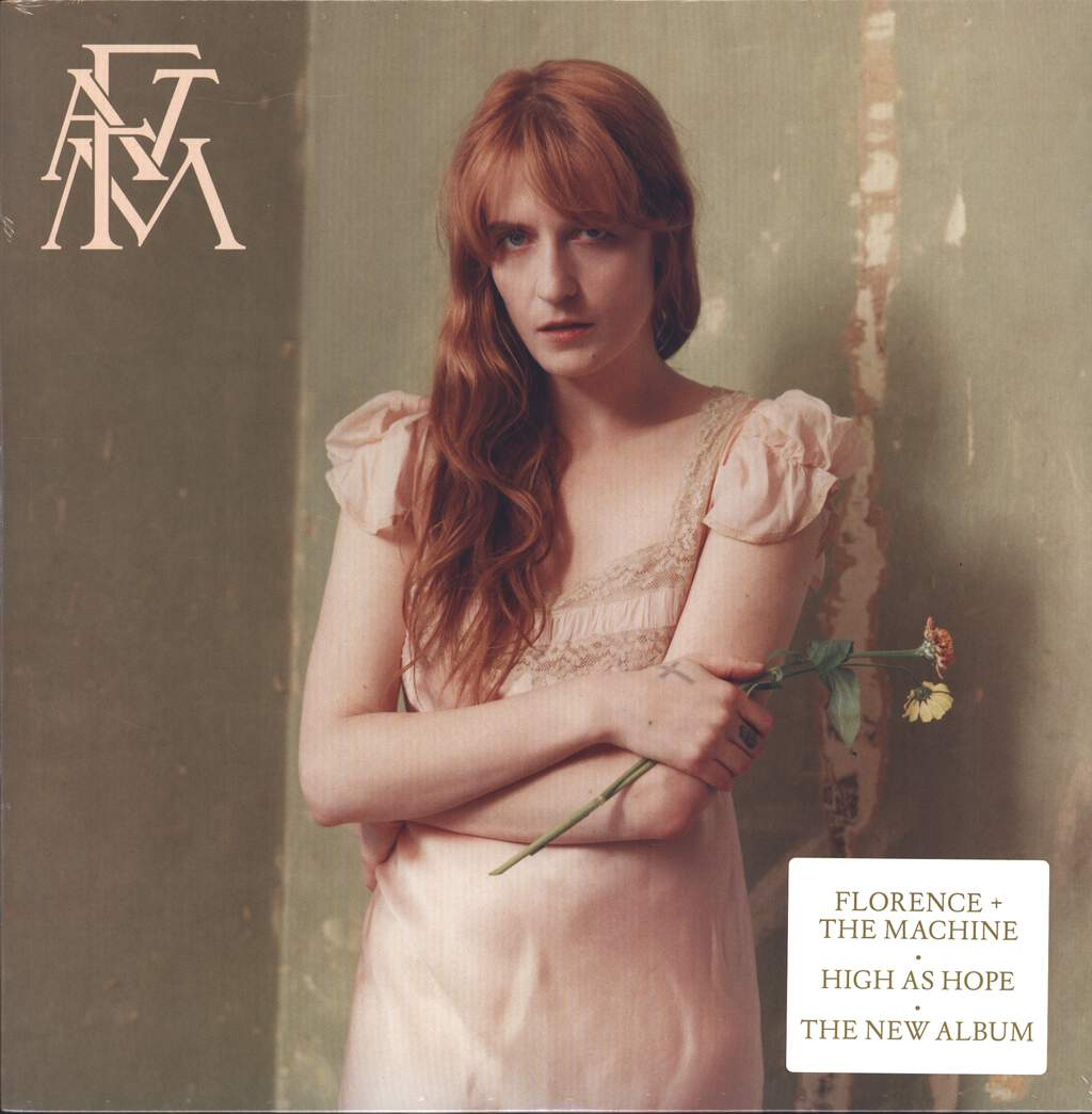 Florence And The Machine: High As Hope, LP (Vinyl)
