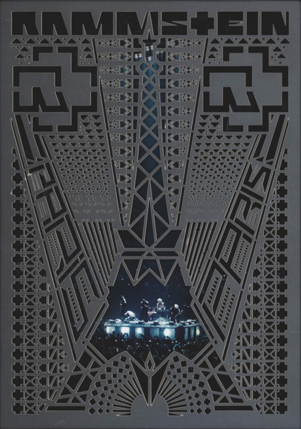 Rammstein: Paris, Blu-ray Disc