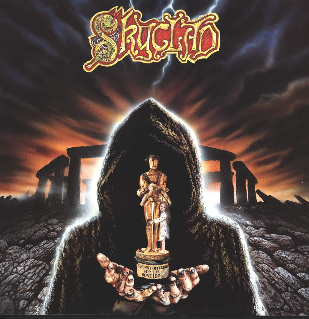 Skyclad: A Burnt Offering For The Bone Idol, LP (Vinyl)