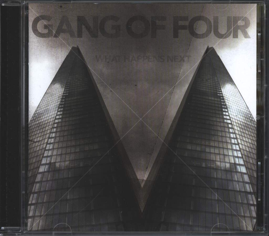 Gang Of Four: What Happens Next, CD