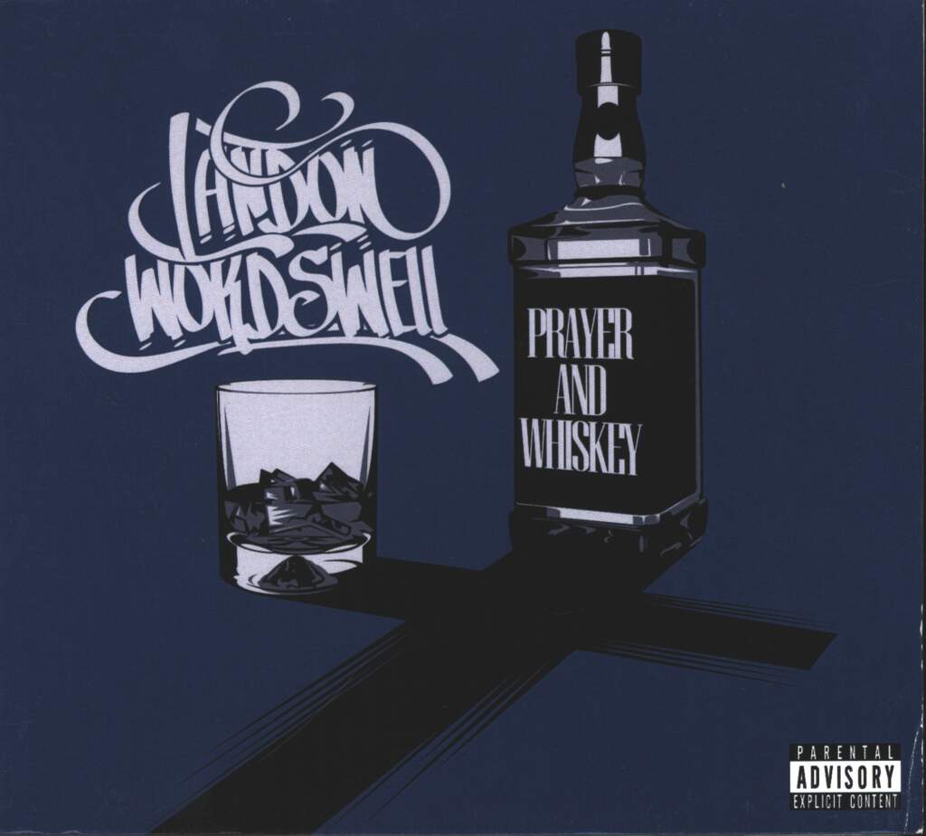 Landon Wordswell: Prayer And Whiskey, CD