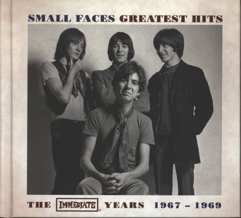 Small Faces: Greatest Hits - The Immediate Years 1967-1969, CD