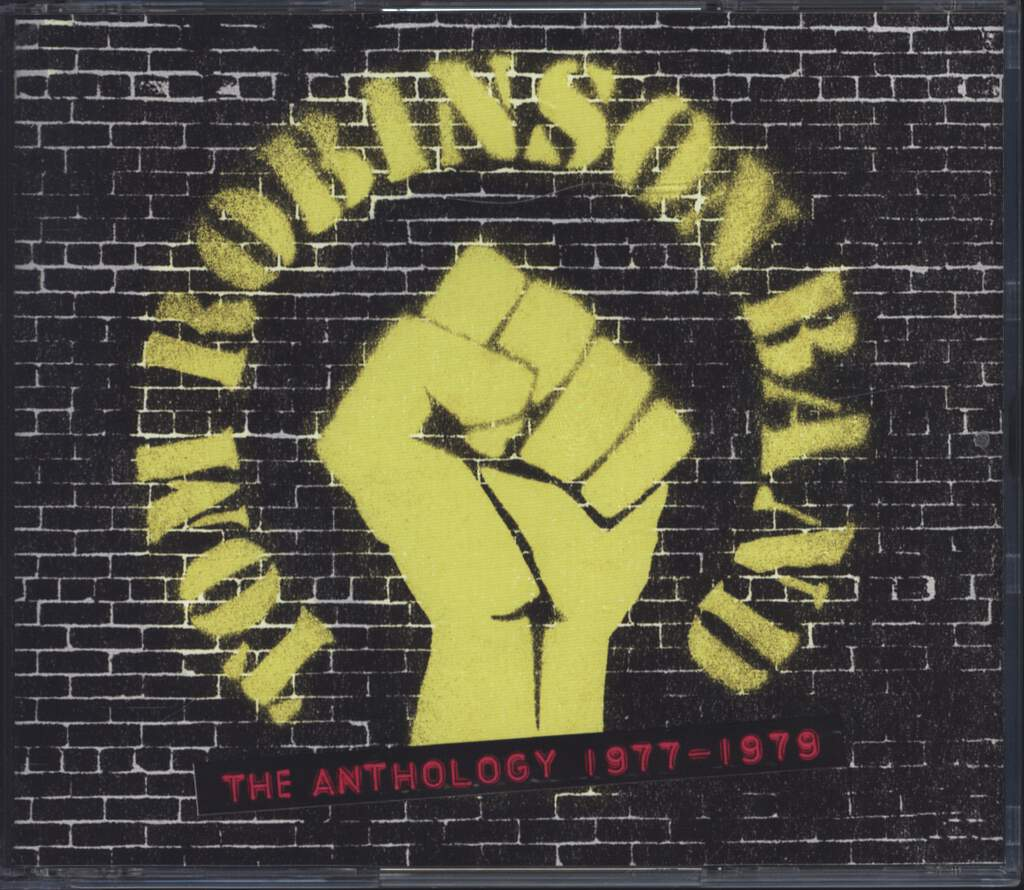 Tom Robinson Band: The Anthology 1977-1979, CD