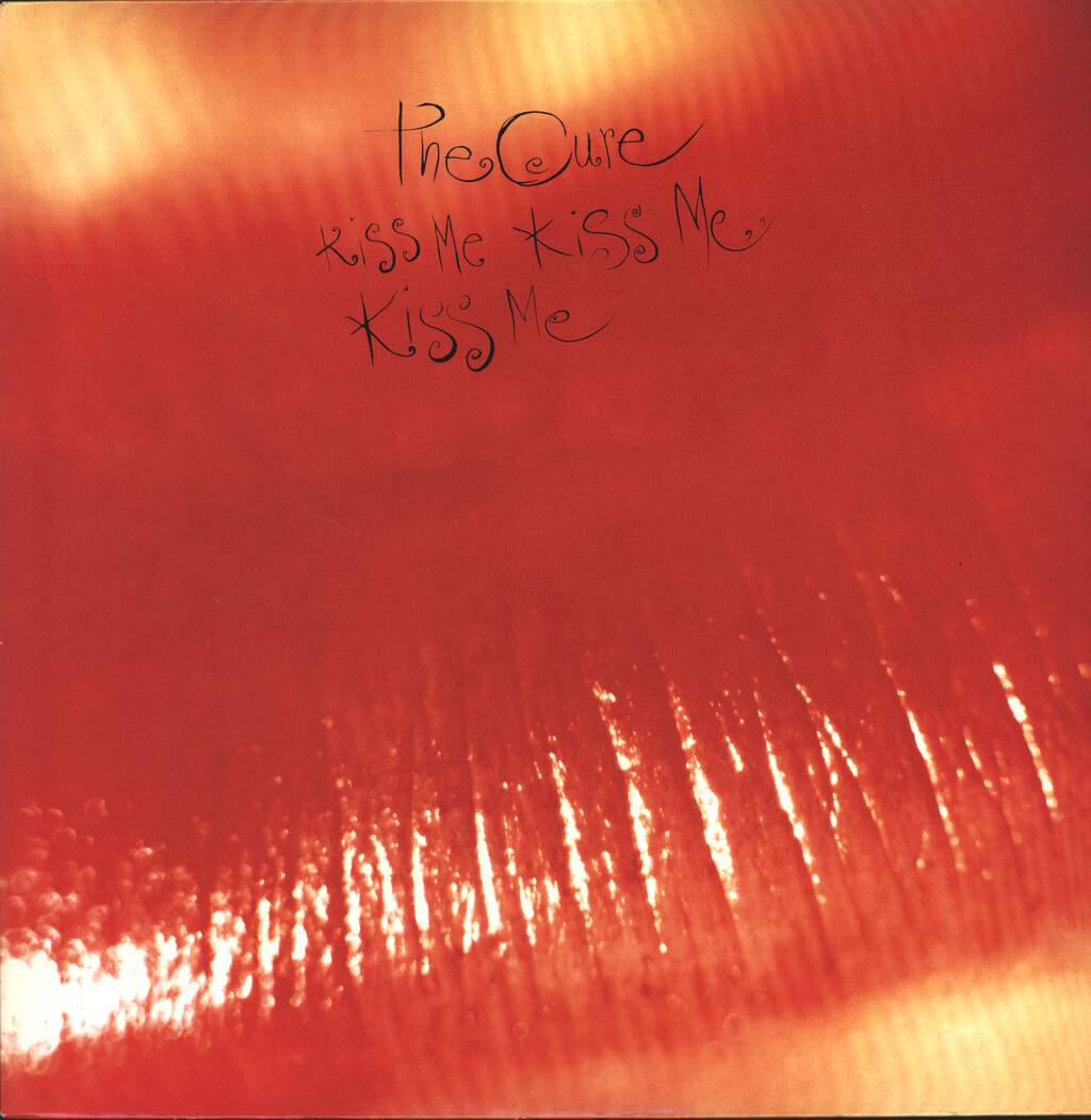 The Cure: Kiss Me Kiss Me Kiss Me, LP (Vinyl)