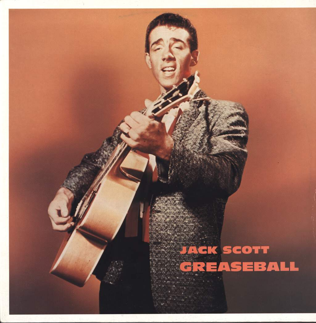 Jack Scott: Greaseball, LP (Vinyl)