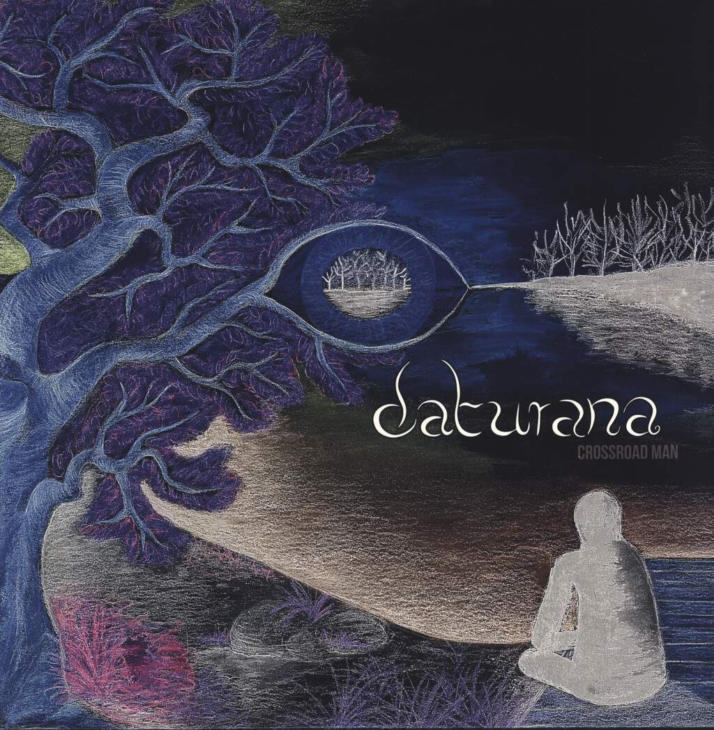 Daturana: Crossroad Man, LP (Vinyl)