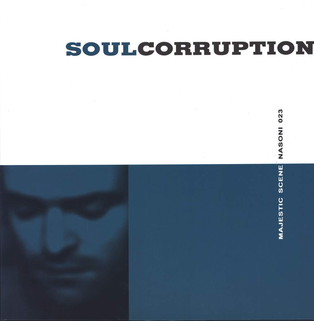 Majestic Scene: Soulcorruption, LP (Vinyl)