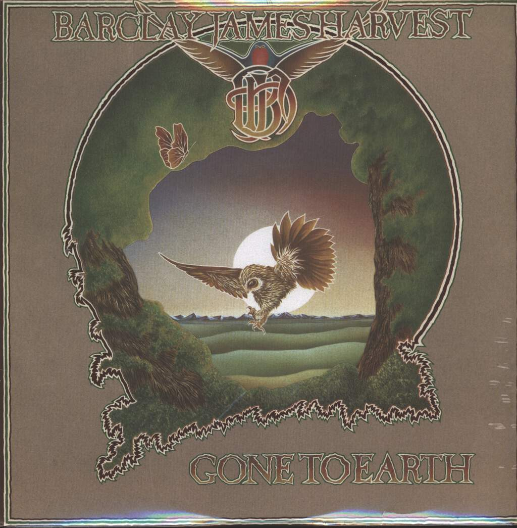Barclay James Harvest: Gone To Earth, LP (Vinyl)