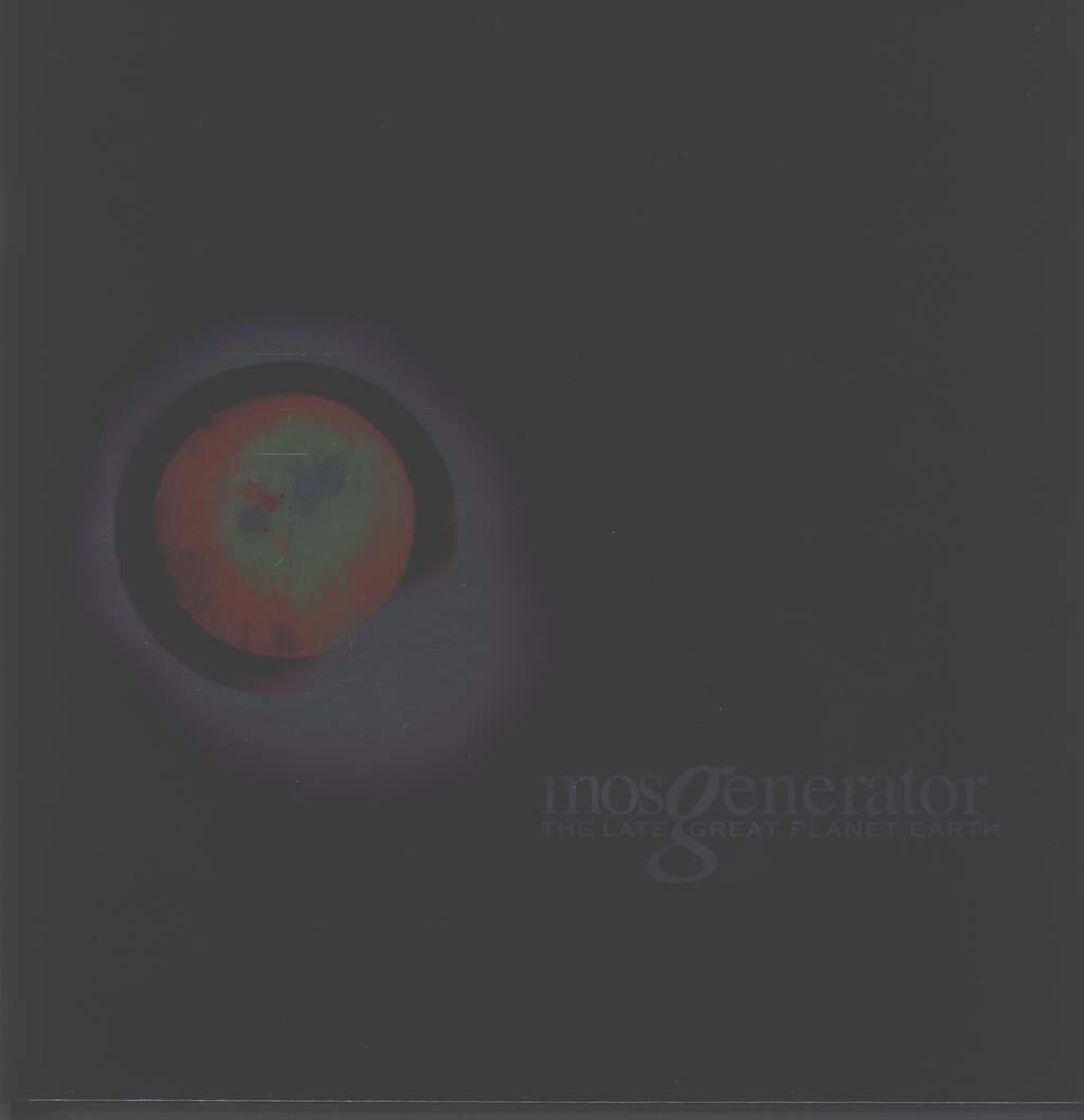 Mos Generator: The Late Great Planet Earth, LP (Vinyl)