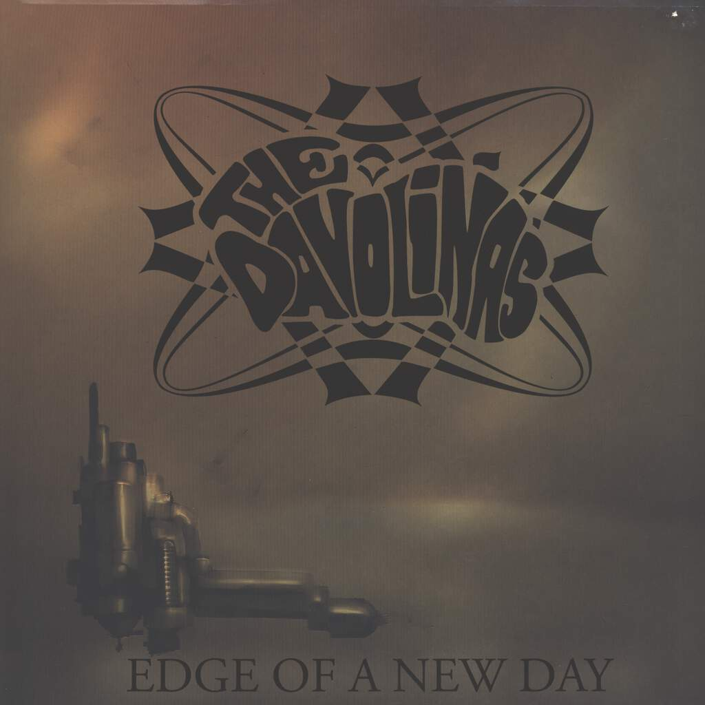 The Davolinas: Edge Of A New Day, LP (Vinyl)