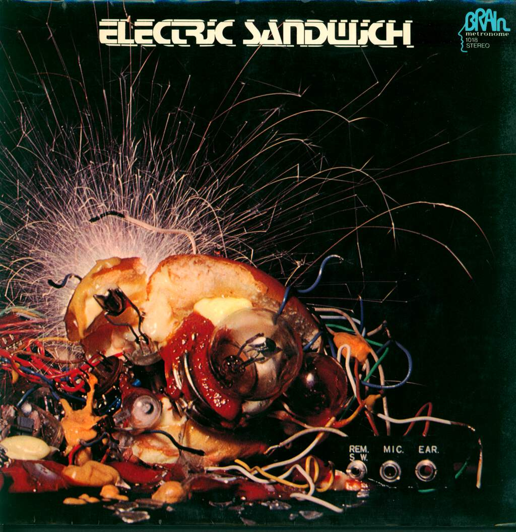 Electric Sandwich: Electric Sandwich, LP (Vinyl)