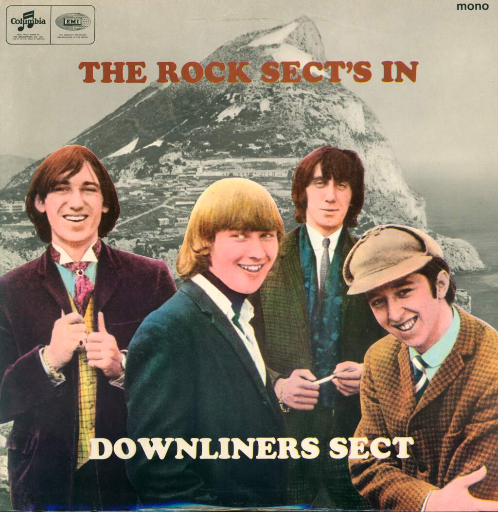 Downliners Sect: The Rock Sect's In, LP (Vinyl)