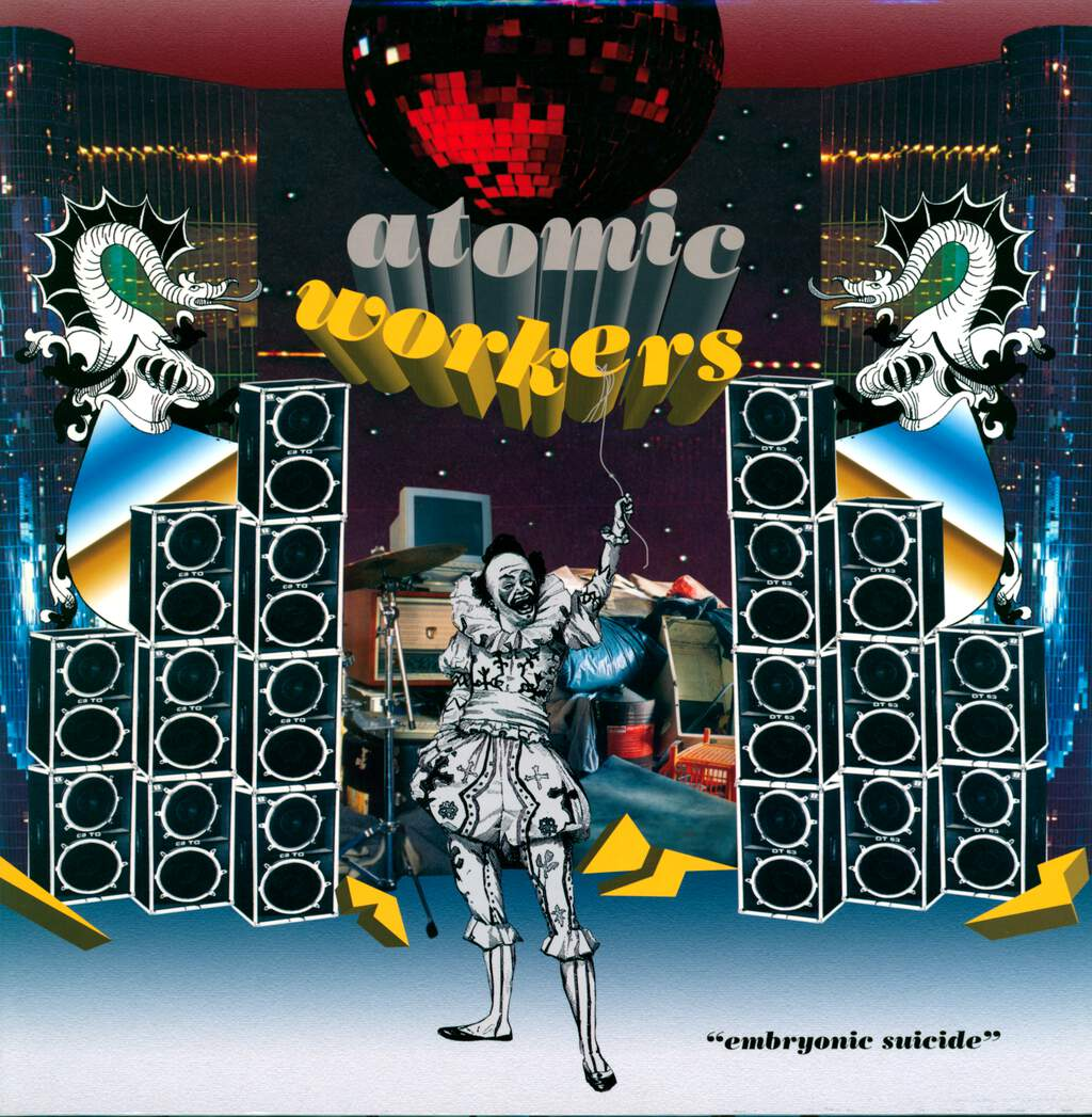Atomic Workers: Embrionic Suicide, LP (Vinyl)