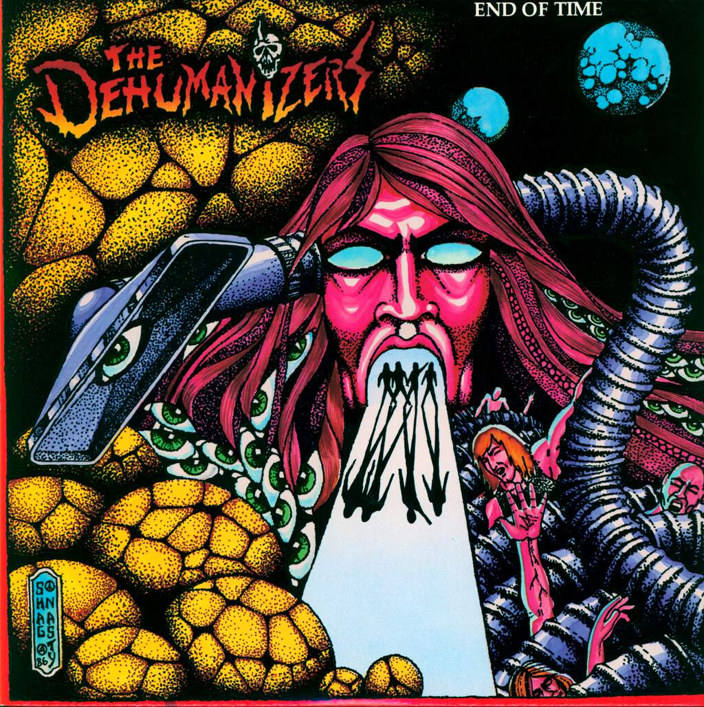 The Dehumanizers: End Of Time, LP (Vinyl)