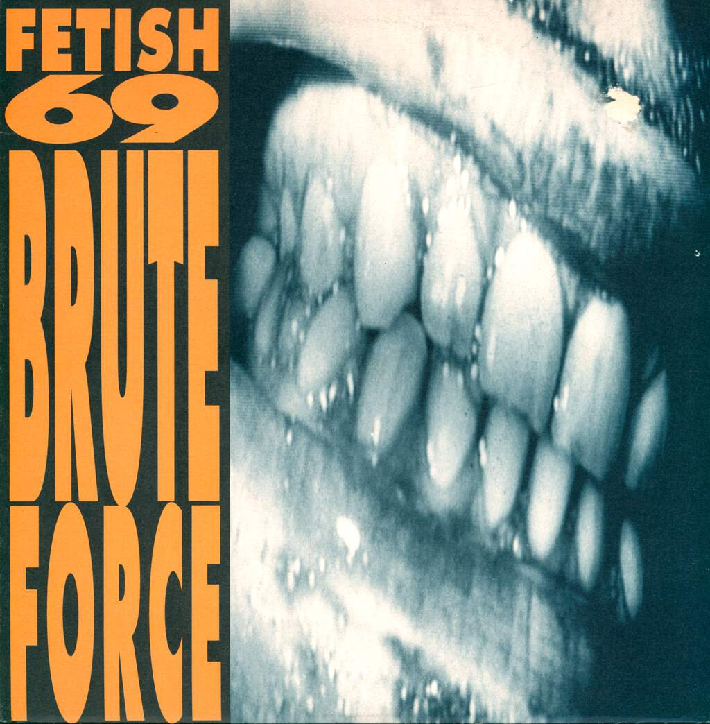 "Fetish 69: Brute Force, 12"" Maxi Single (Vinyl)"