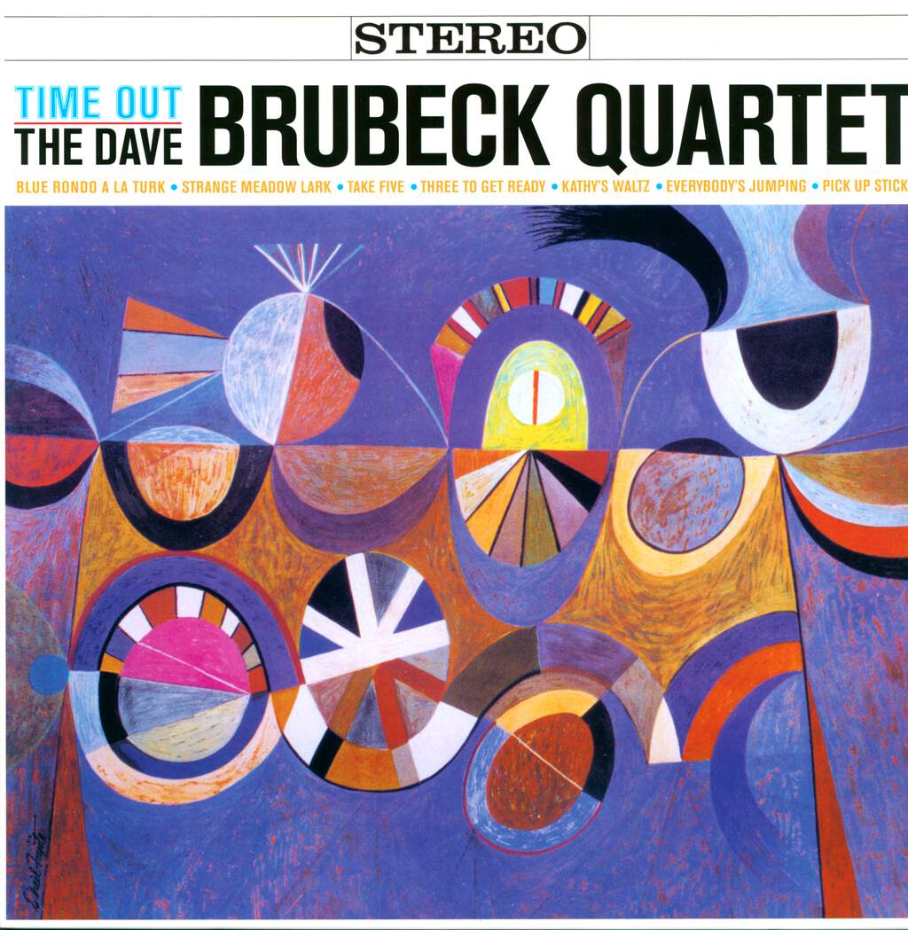 The Dave Brubeck Quartet: Time Out, LP (Vinyl)
