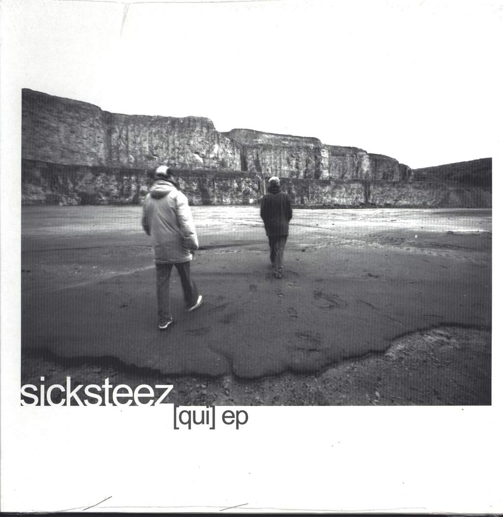 "Sicksteez: [qui] ep, 12"" Maxi Single (Vinyl)"