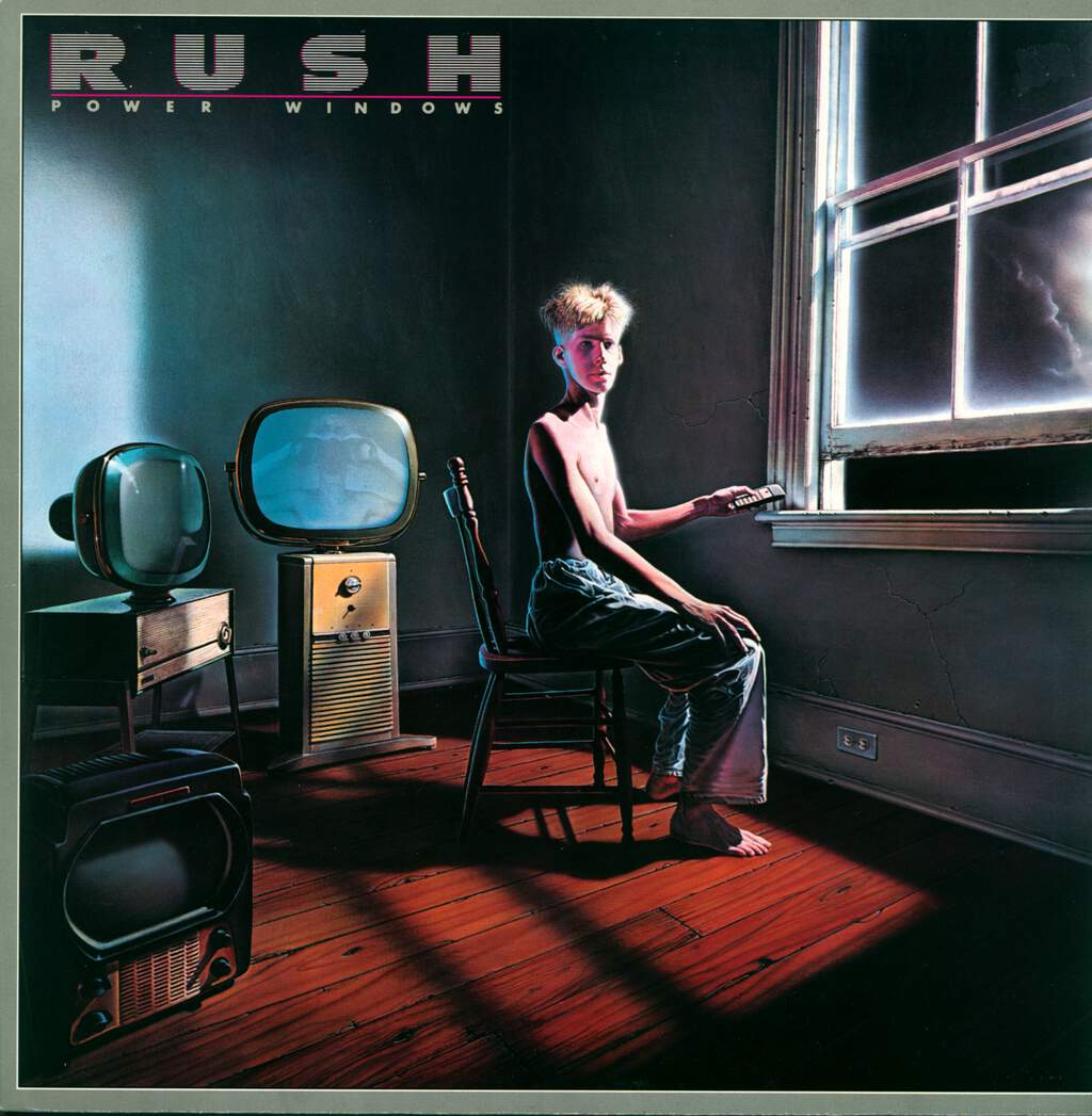 Rush: Power Windows, LP (Vinyl)
