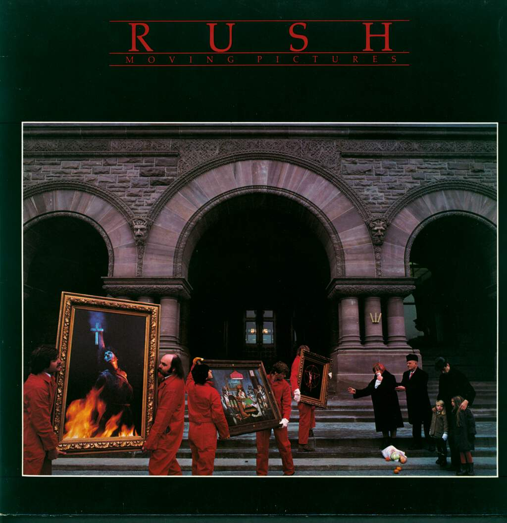 Rush: Moving Pictures, LP (Vinyl)