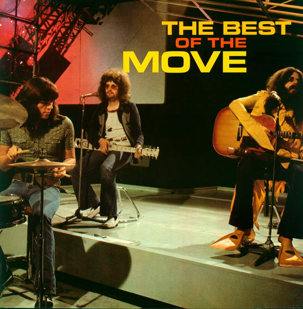 The Move: The Best Of The Move, LP (Vinyl)