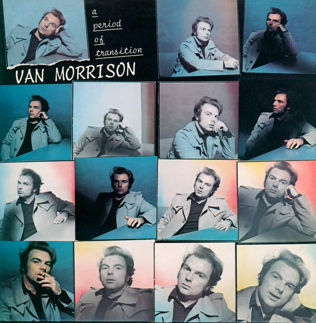 Van Morrison: A Period Of Transition, LP (Vinyl)