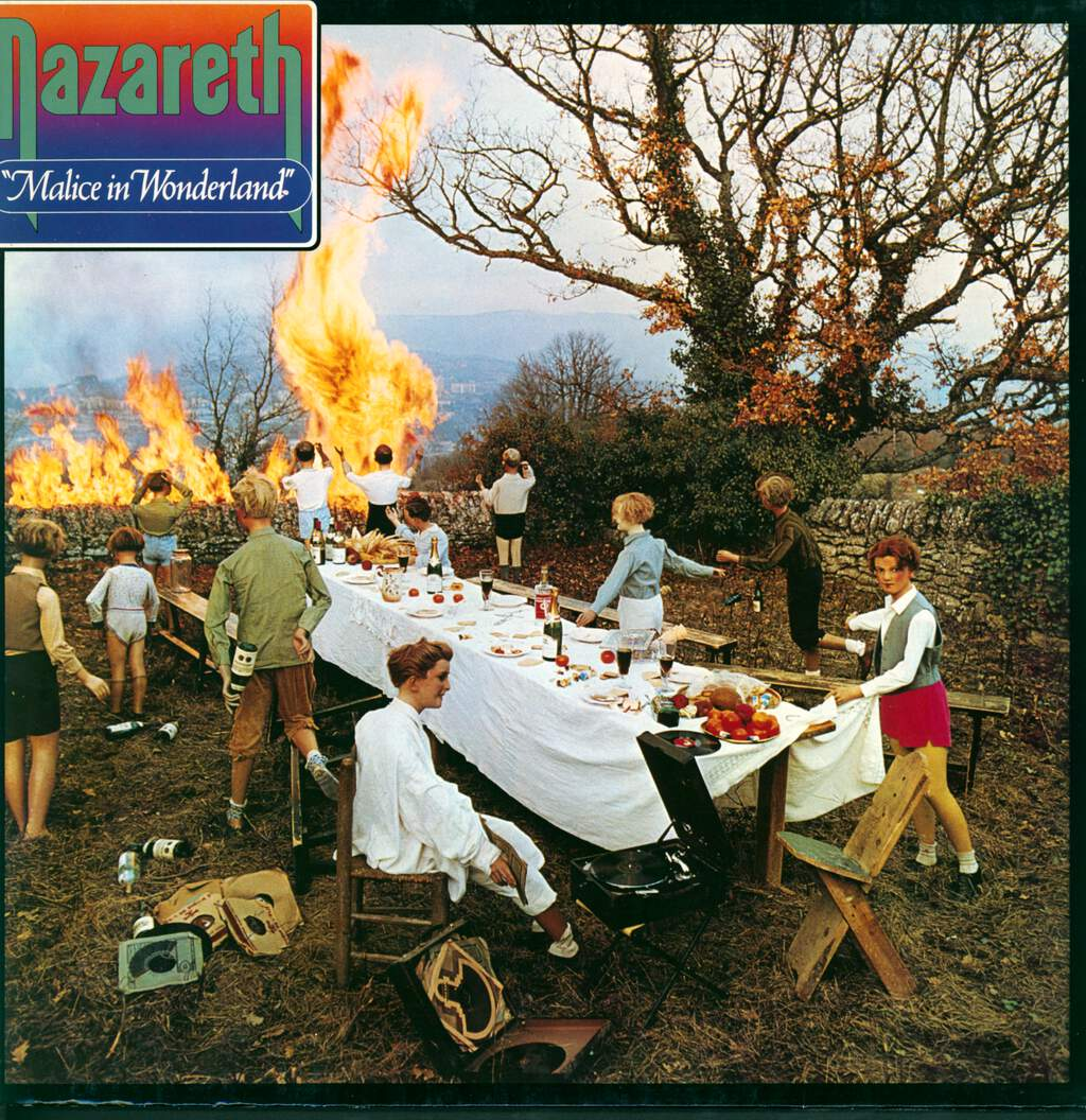 Nazareth: Malice In Wonderland, LP (Vinyl)