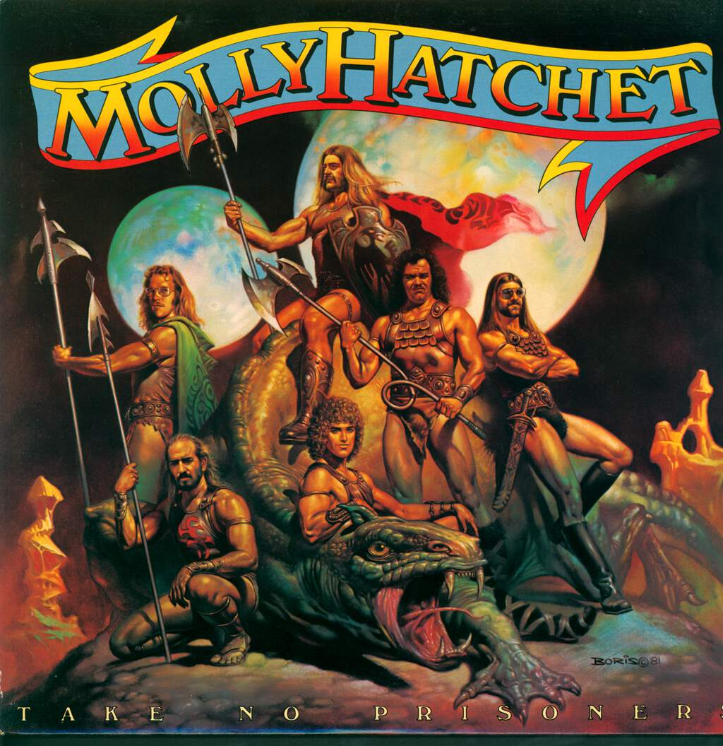 Molly Hatchet: Take No Prisoners, LP (Vinyl)