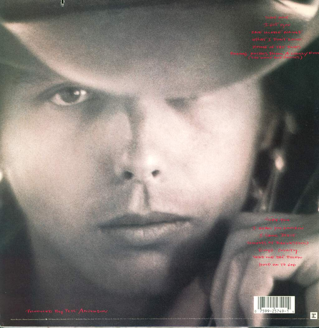 Dwight Yoakam: Buenas Noches From A Lonely Room, LP (Vinyl)