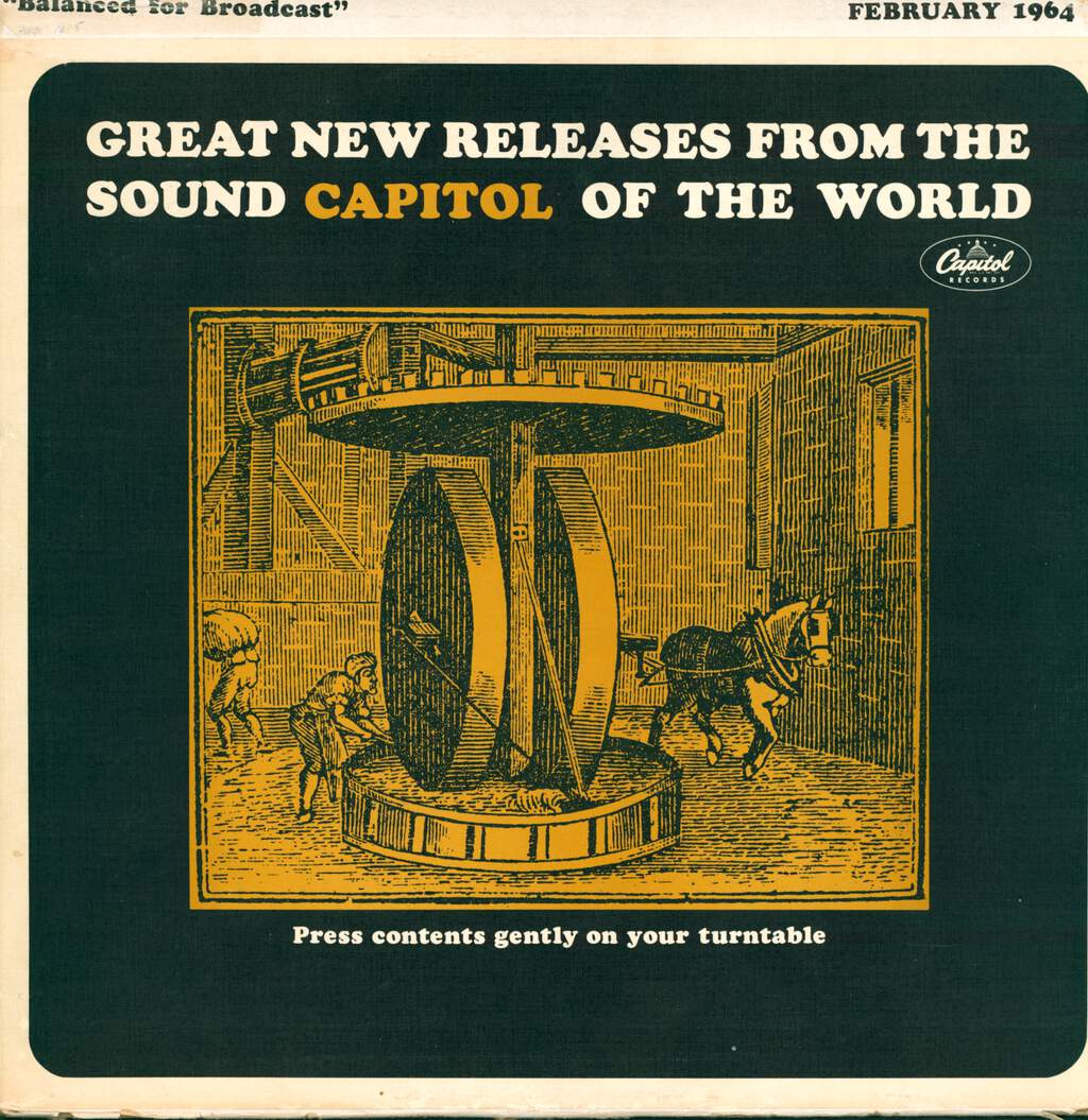 Various: Balanced For Broadcast (Great New Releases From The Sound Capitol Of The World), LP (Vinyl)