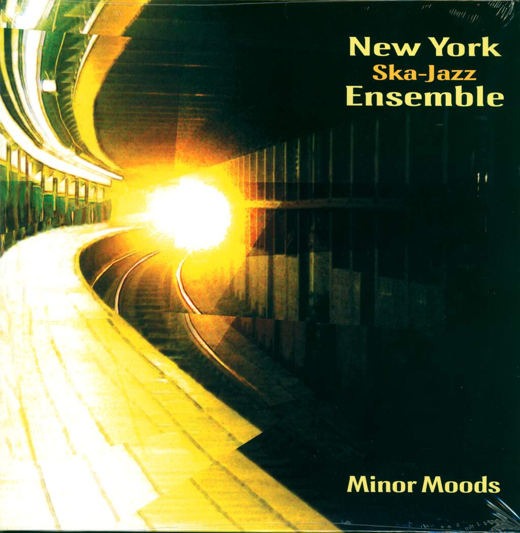 New York Ska Jazz Ensemble: Minor Moods, LP (Vinyl)