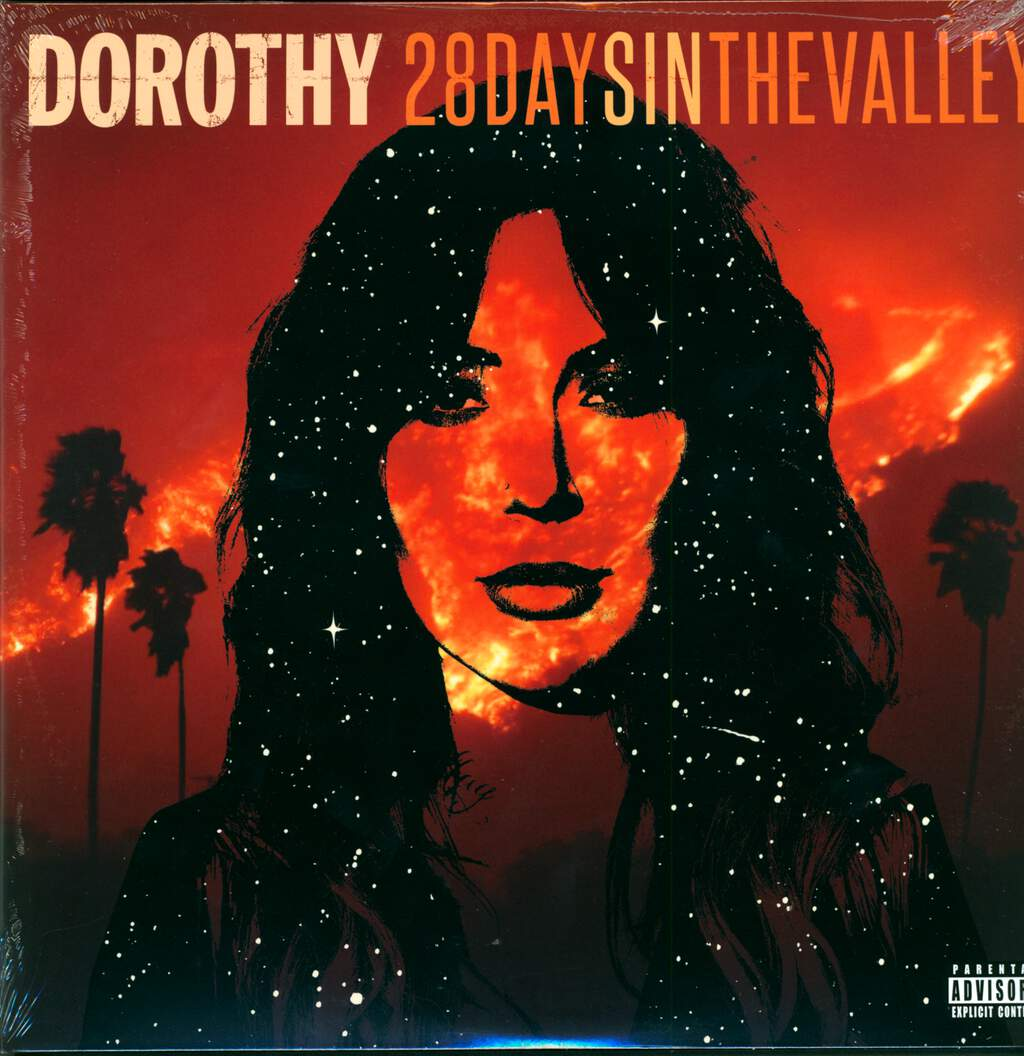 Dorothy: 28 Days In The Valley, LP (Vinyl)