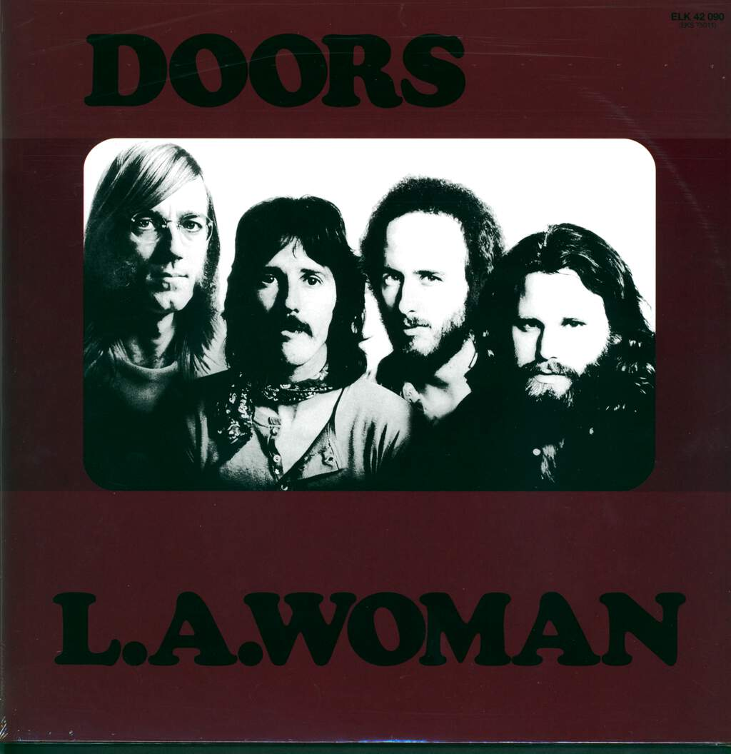 The Doors: L.A. Woman, LP (Vinyl)