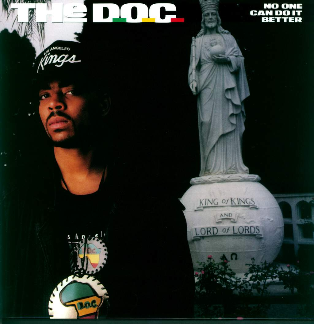 The D.O.C.: No One Can Do It Better, LP (Vinyl)