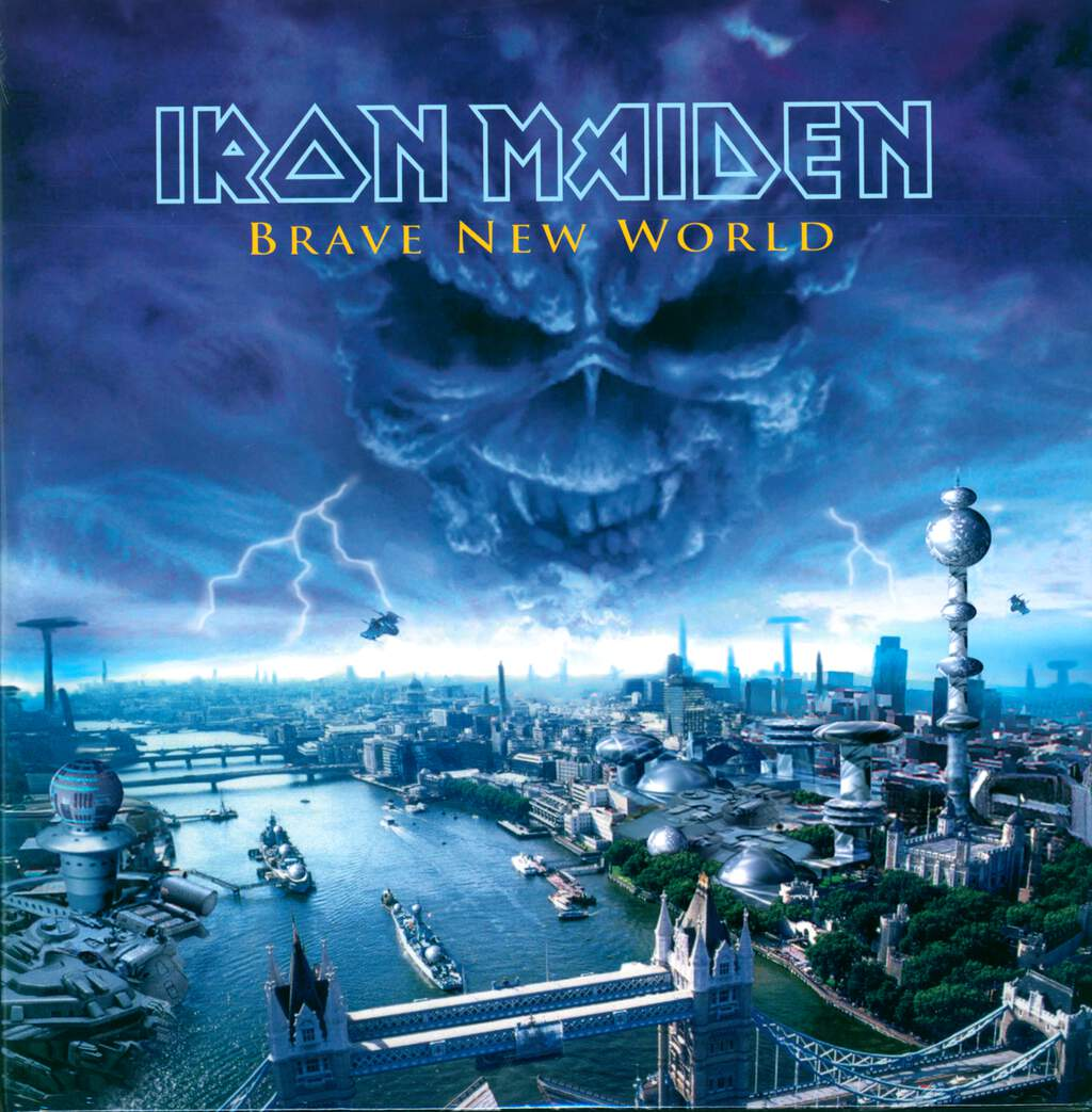 Iron Maiden: Brave New World, 2×LP (Vinyl)