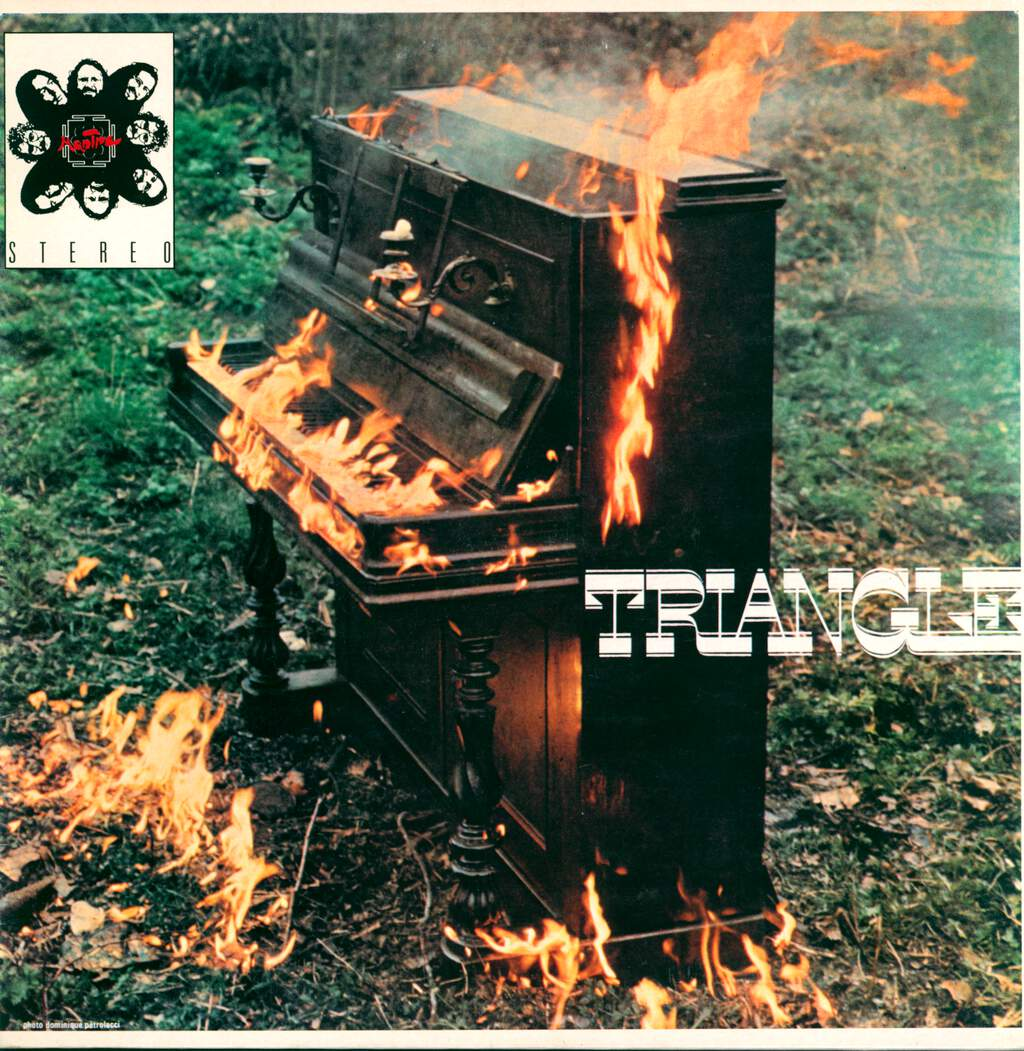 Triangle: Triangle, LP (Vinyl)