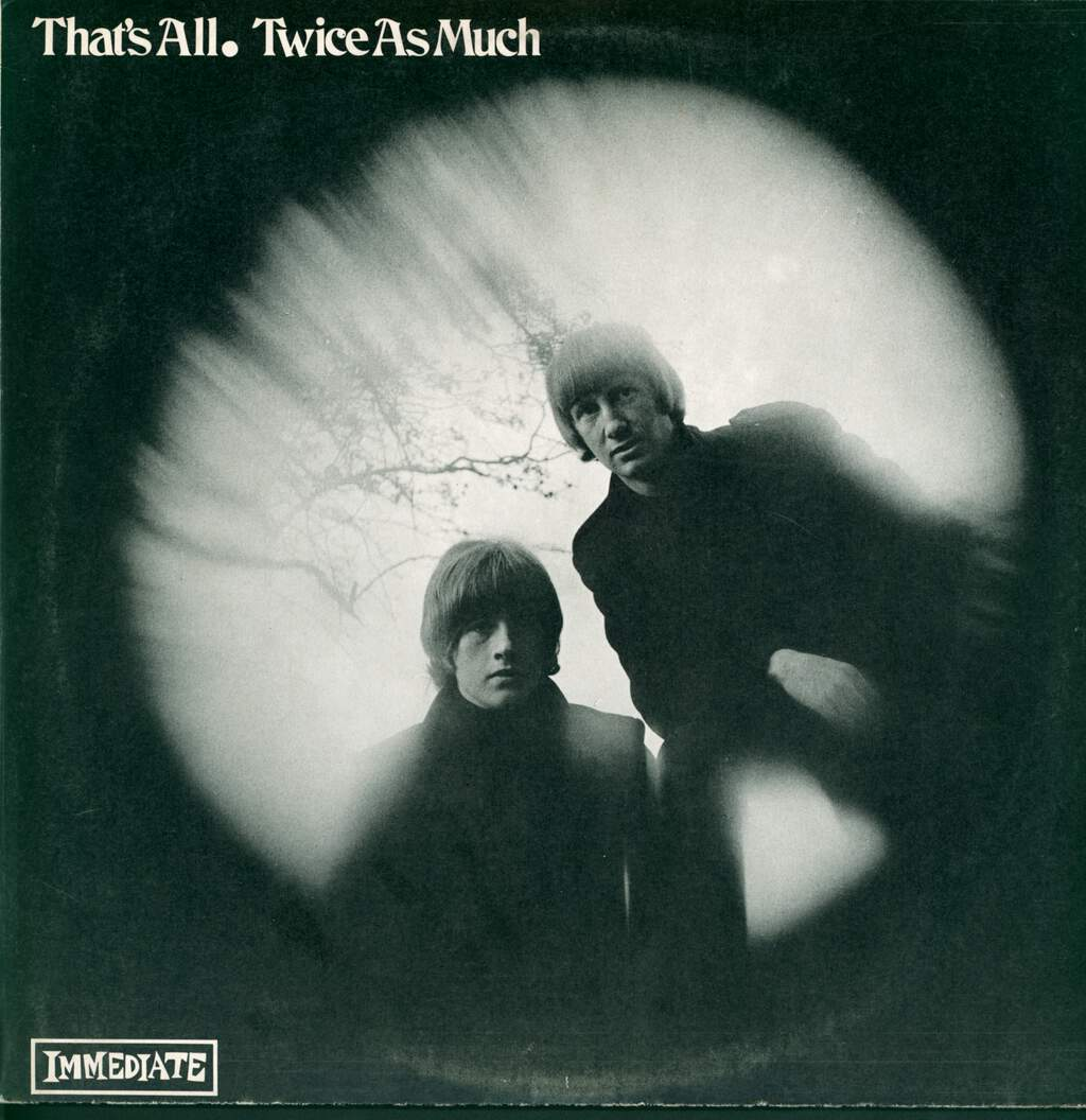 Twice As Much: That's All, LP (Vinyl)