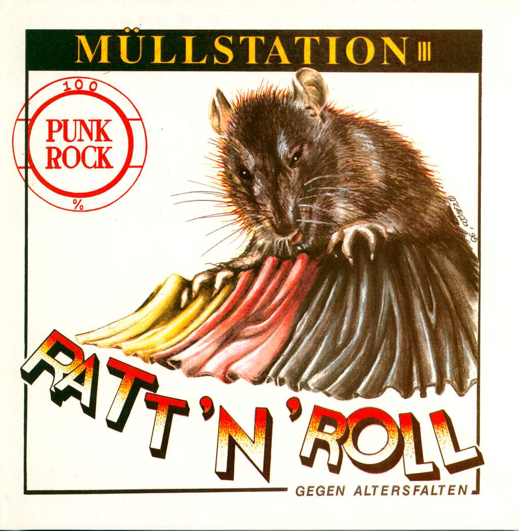 Müllstation: Ratt'n' Roll, LP (Vinyl)