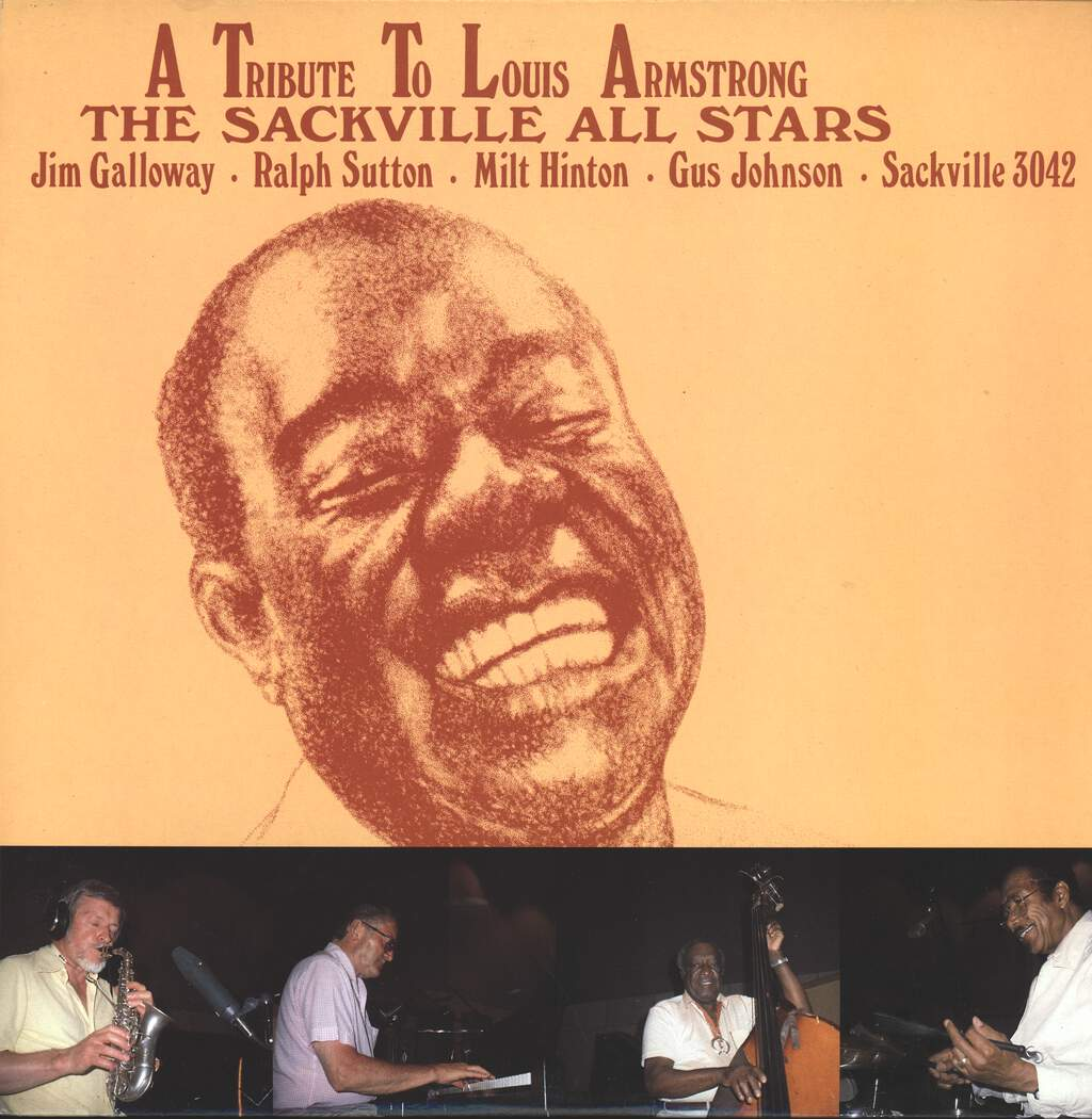 Sackville All Stars: A Tribute To Louis Armstrong, LP (Vinyl)