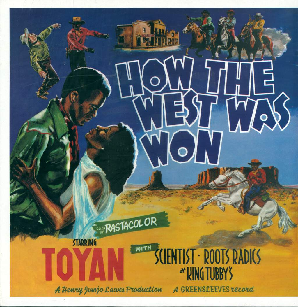 Toyan: How The West Was Won, LP (Vinyl)