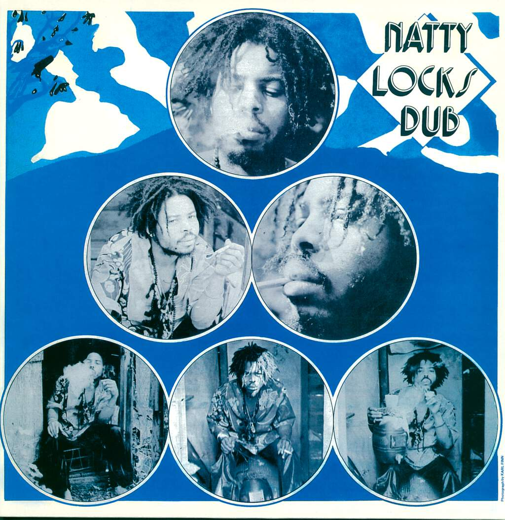 Winston Edwards: Natty Locks Dub, LP (Vinyl)