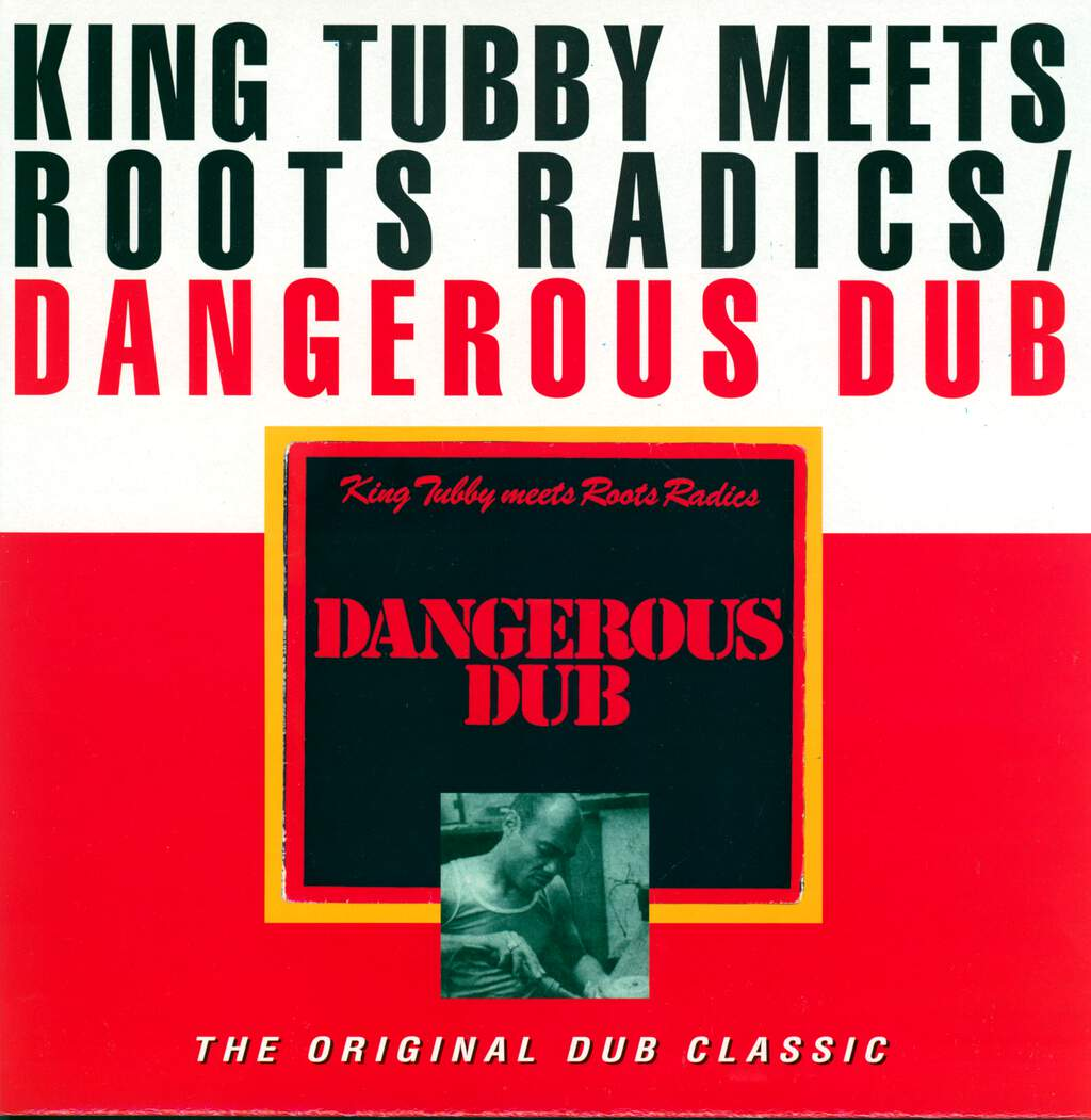 King Tubby: Dangerous Dub (The Original Dub Classic), LP (Vinyl)
