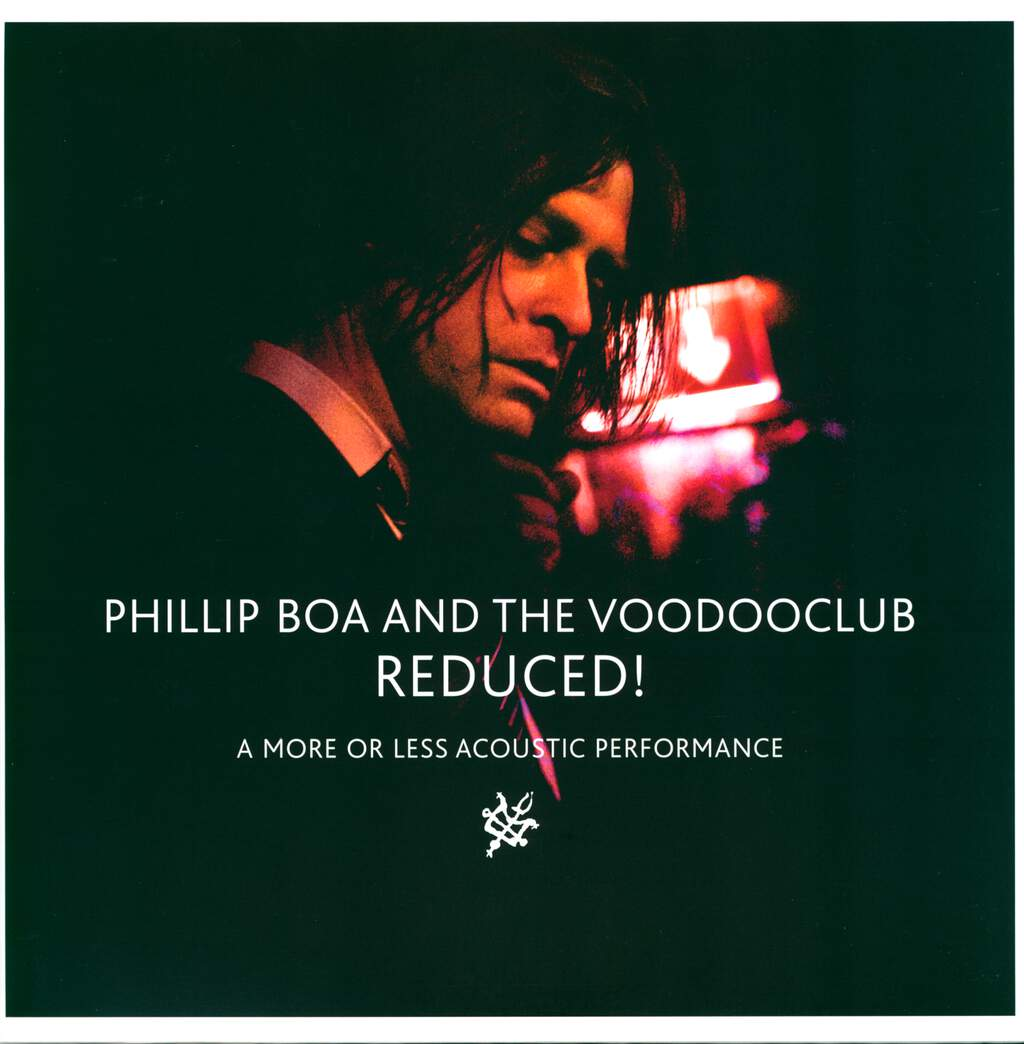 Phillip Boa & The Voodooclub: Reduced! (A More Or Less Acoustic Performance), LP (Vinyl)
