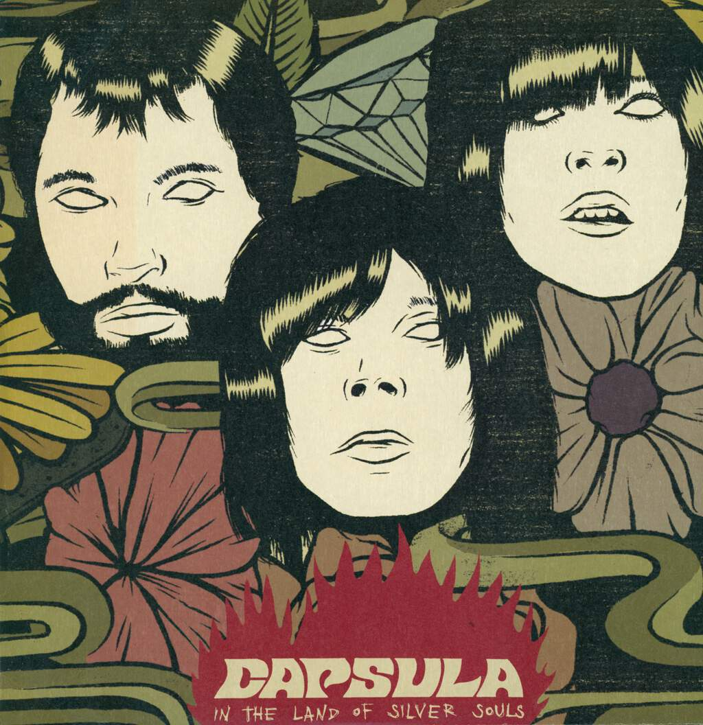 Capsula: In The Land Of Silver Souls, LP (Vinyl)
