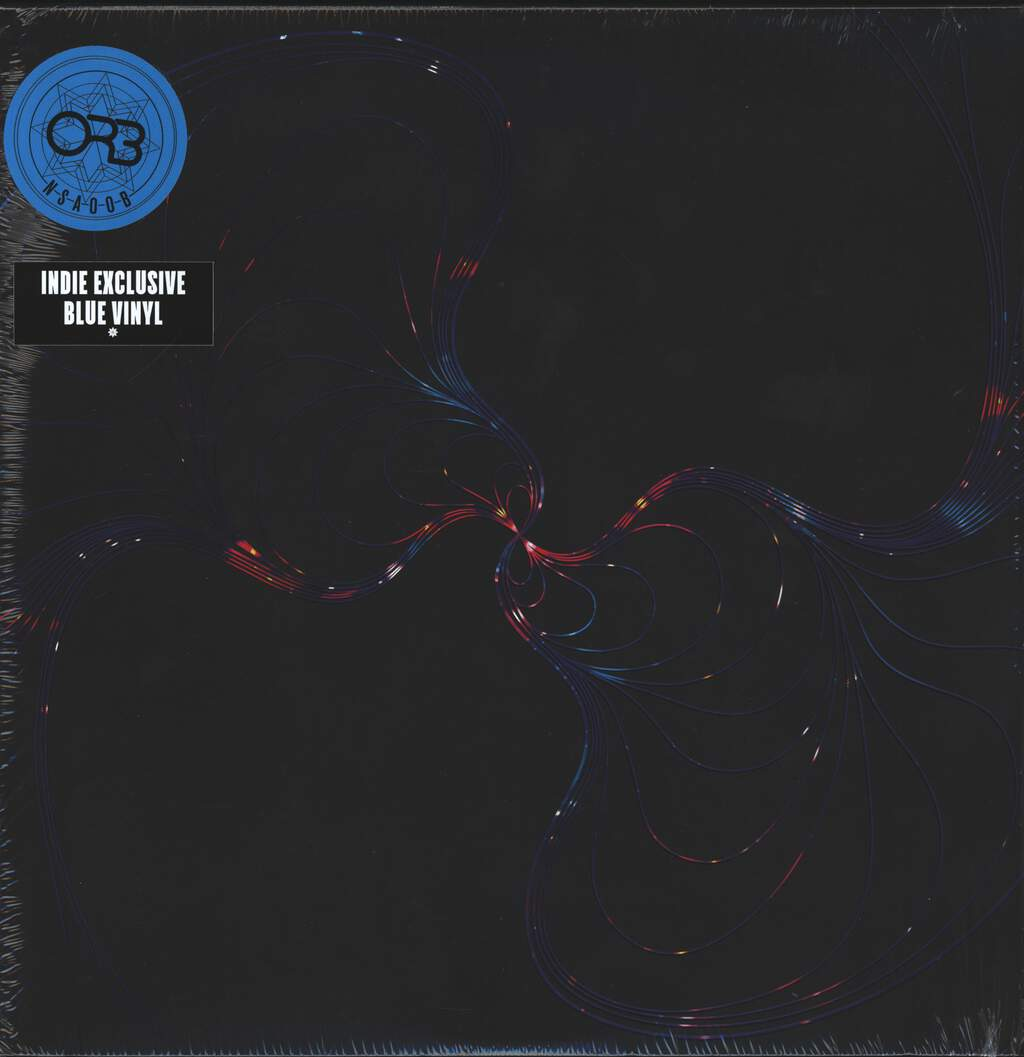 The Orb: No Sounds Are Out Of Bounds, LP (Vinyl)