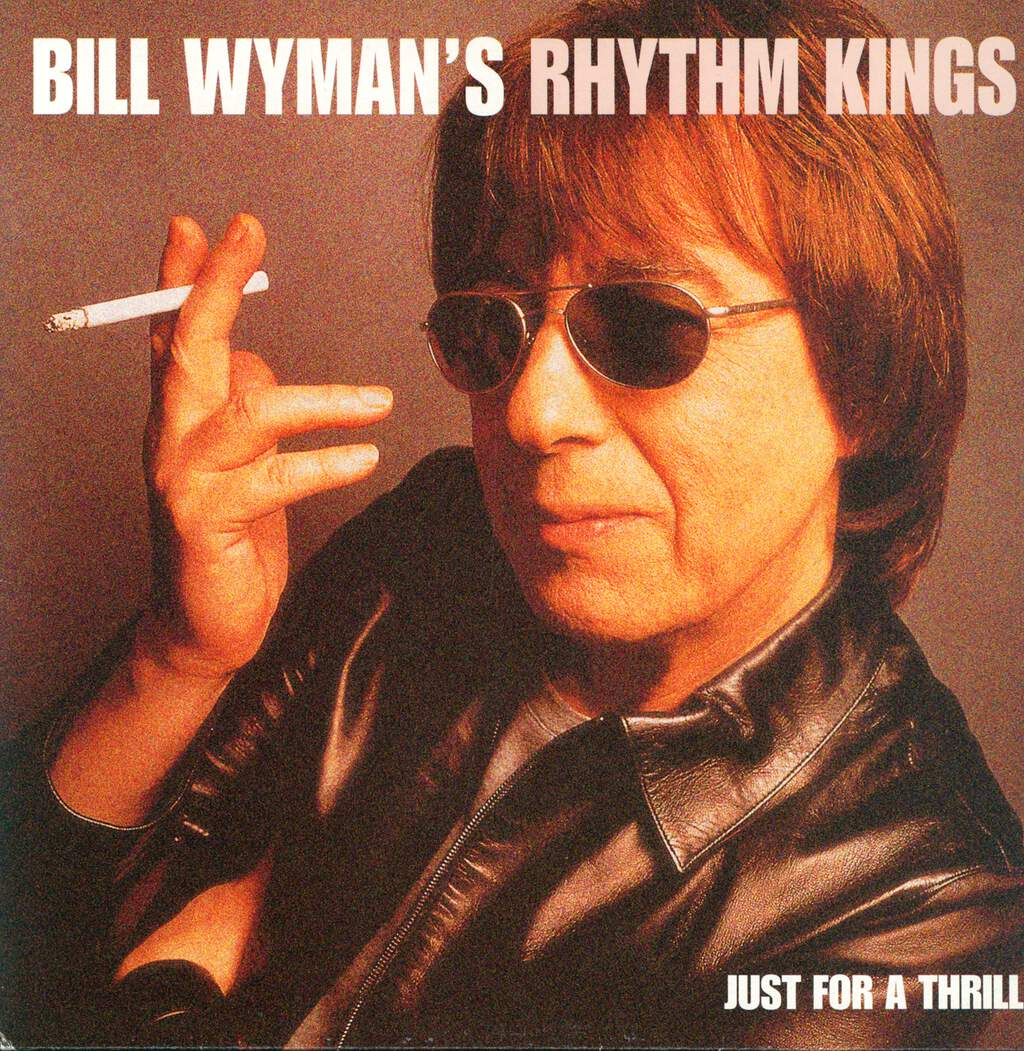 Bill Wyman's Rhythm Kings: Just For A Thrill, LP (Vinyl)